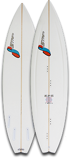 Custom EPS Tech Kiteboard