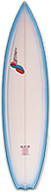 Stretch Boards: Fletcher Four-Fin