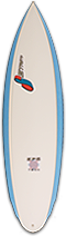 Stretch Boards: Twin-Fin